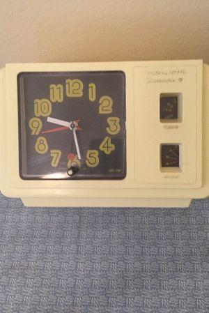 Retro Clock Radio for Sale in San Francisco, CA