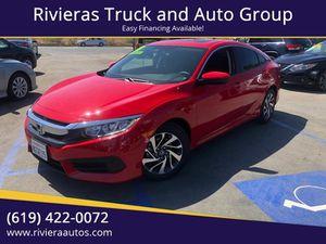 2018 Honda Civic Sedan for Sale in Chula Vista, CA