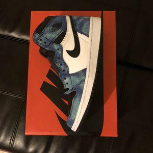 Jordan 1 Tye Dye 8W(6.5 men) for Sale in Los Angeles, CA