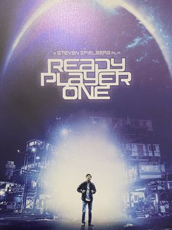 Ready Player One 4K Bluray Steelbook for Sale in Aurora,  CO
