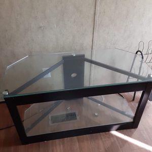 Glass Tv Stand for Sale in Deville, LA