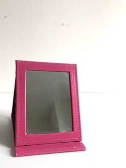 Cute Small Pink Mirror for Sale in Jersey City,  NJ