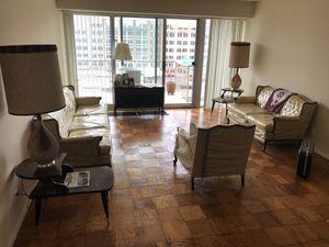 Vintage Living Room Set for Sale in Washington, DC