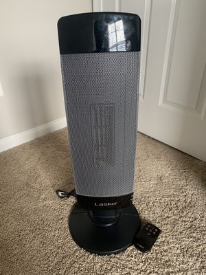 Space Heater (Lasko) for Sale in Norristown, PA