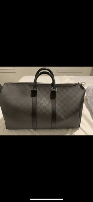 Louis Vuitton (Rare) Keepall 45 Carbon Fiber Limited Edition for Sale in Federal Way, WA