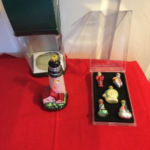 Glass Lighthouse Ornaments for Sale in Ballston Lake, NY