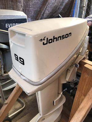 Johnson 9.9hp for Sale in Sacramento, CA