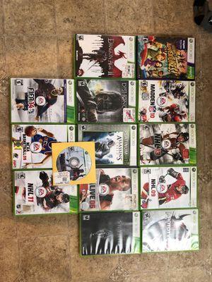 12 Xbox 360 games for Sale in Warwick, RI
