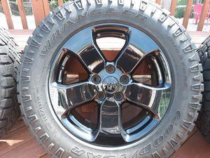 Jeep Grand Cherokee Wheels & Tires-$1000(Cranston) for Sale in Providence, RI