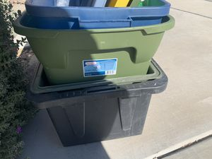 Storage Containers/Tote Boxes for Sale in Oak Hills, CA