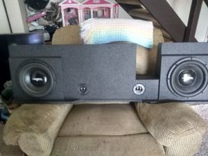 SKAR Audio Qbomb 10 in Speakers for Sale in Cuyahoga Falls, OH