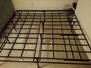 King bed frame. Folds up for Sale in Hillsboro, OR