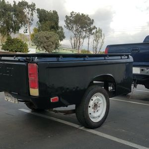 Trailer Chevy Luv Bed Pink Slip In Hand for Sale in Irwindale, CA
