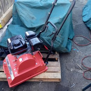 6.5hp Plate Compactor for Sale in Ontario, CA