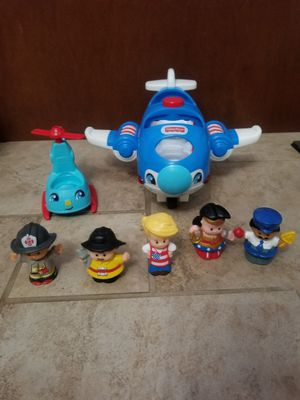 Fisher price little people lot for Sale in Williamsburg, VA