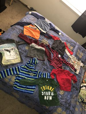 Big Bags of 2T and 3T Winter Clothes for Toddler for Sale in Montpelier, MD
