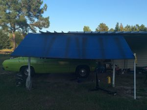 Aluminum awning for Sale in Adrian, GA
