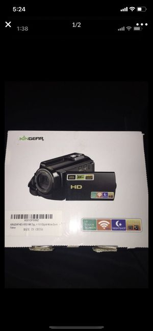 Camcorder for Sale in Reedley, CA