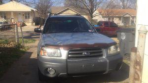 2005 Subaru Forester for Sale in Tulsa, OK