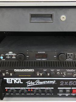 Guitar Amplifier Rack Setup for Sale in Whitney,  TX