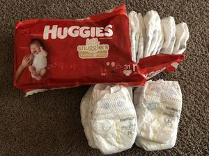 Huggies diapers for Sale in Portland, OR