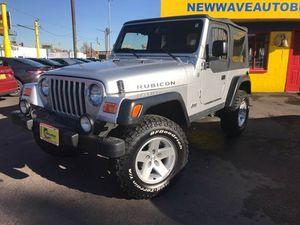 2004 Jeep Wrangler for Sale in Denver, CO