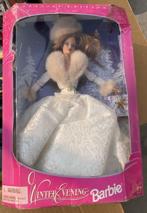 Winter Evening Barbie for Sale in Los Alamitos, CA