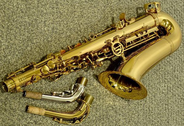 Cannonball alto saxophone
