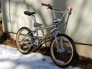 97 GT MACH ONE vintage bmx bike for Sale in Danville, NH