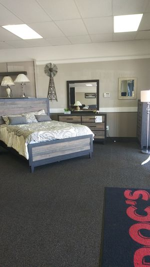 New 5 Piece Queen Bedroom Set for Sale in West Columbia, SC