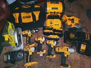 Power tool package for Sale in BETHEL, WA