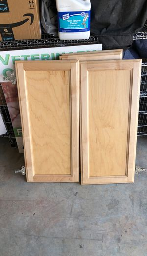 Kitchen Cabinet Doors Size (New) for Sale in Tracy, CA