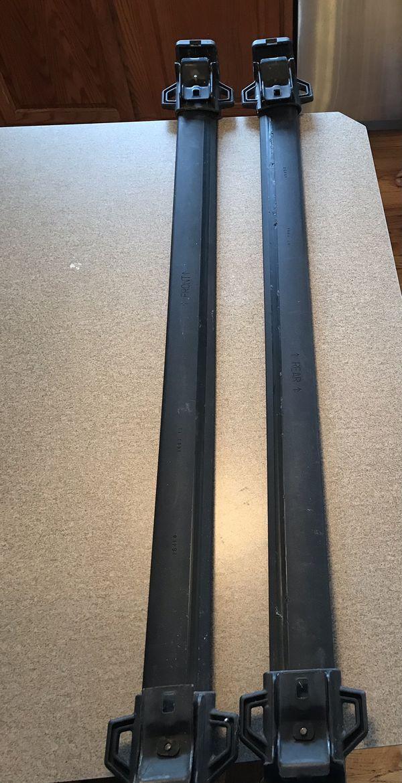 Jeep Patriot Roof Rack adjustable crossbars