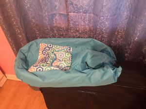 Blue bag- more like a jumbo backpack 🎒 for Sale in Tampa, FL