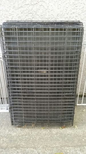 Pets crates cages XL, M, and S for Sale in Sacramento, CA
