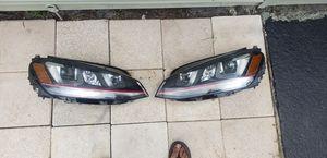 14 15 2014 2015 Volkswagen Golf GTI XENON HID Headlight for Sale in Tampa, FL