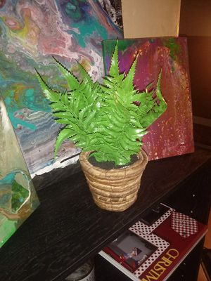 Decorative silk plant for Sale in Phoenix, AZ