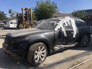 2006 Infiniti Fx35 part out only for Sale in Modesto, CA