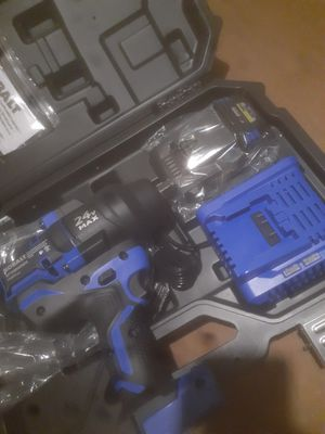 Kobalt 24v half inch impact for Sale in Gainesville, GA