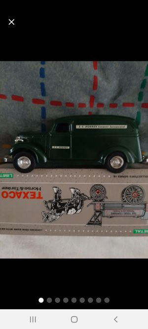 ERTL JC Penny '38 Chevy Panel BANK ●□● for Sale in Williamsport, PA