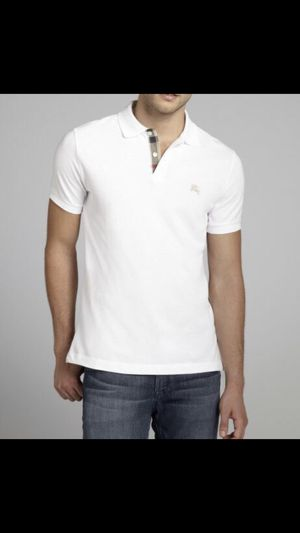 Burberry shirt for men for Sale in Houston, TX