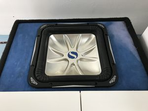 """12"""" Kicker L7 Subwoofer w/ Amp for Sale in Tacoma, WA"""