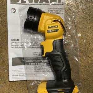 Dewalt 20V LED Worklight. Tool Only. for Sale in Chicago, IL