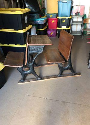 Antique Silent Giant school desk. for Sale in Oregon City, OR