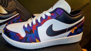 """NEW Nike Air Jordan 1 Low """"Nothing But Net"""" Shoes × SIZE 9 / 9.5 / 10 / 10.5 / 12 for Sale in Staten Island, NY"""