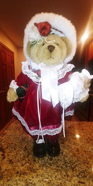 Adorable Christmas Teddy Bear for Sale in Peoria, AZ