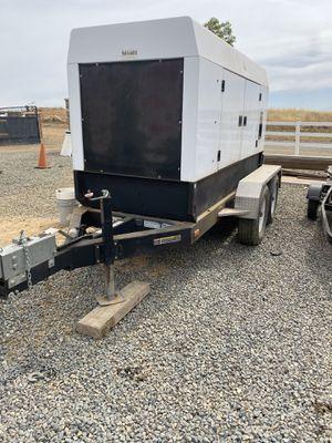 125kw wacker diesel generator for Sale in Chula Vista, CA
