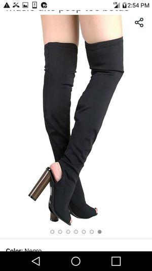 Open Toe Boot for Sale in Corona, CA