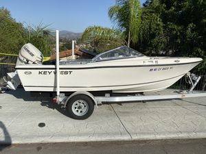2008 Key west 176 DC boat for Sale in Lakeside, CA