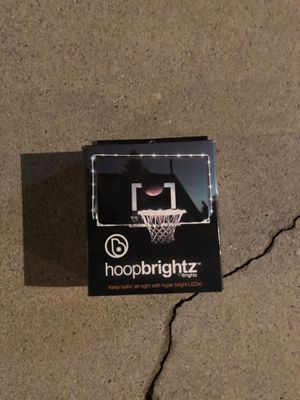 Basketball hoop lights for Sale in Los Angeles, CA